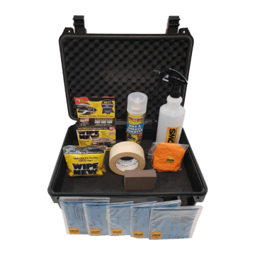 QWS Headlight Restoration Kit
