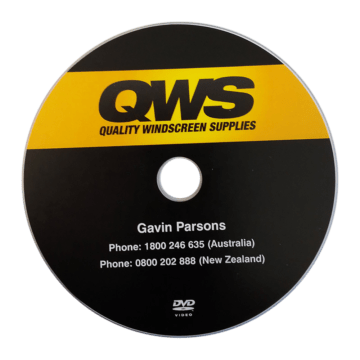 QWS Training DVD